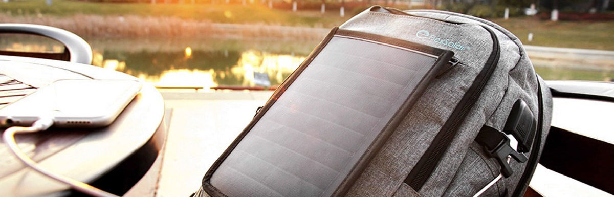 Best Solar Charger Backpacks – Reviews and Buyer's Guide