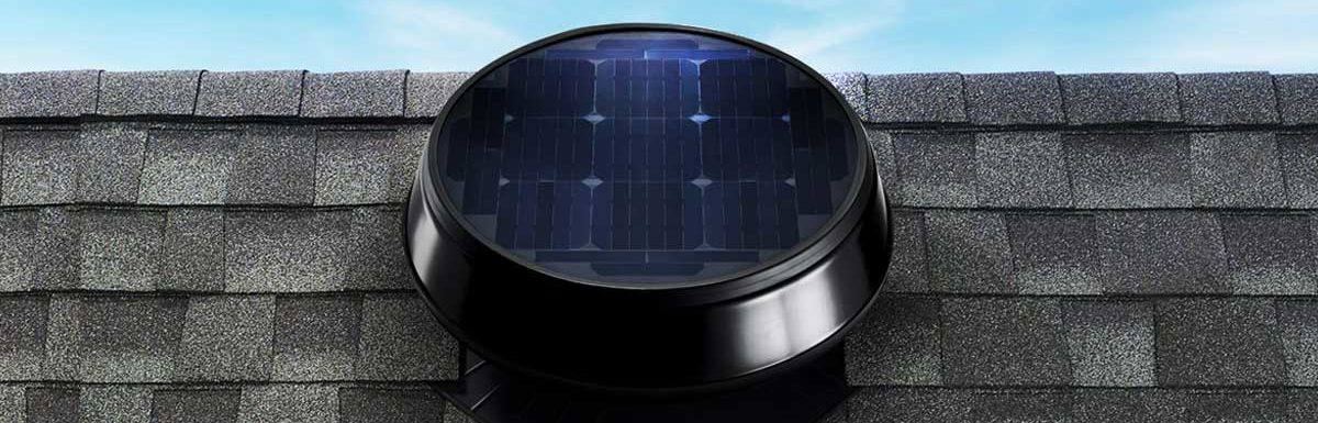 Best Solar Powered Attic Fan Reviews and Buyer's Guide