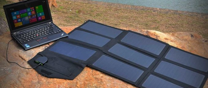 Best Solar Laptop Chargers