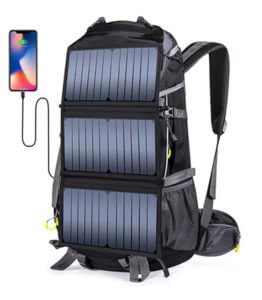 ECEEN 78L Solar Powered Backpack