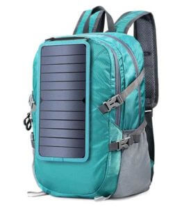 ECEEN Solar Backpack Foldable Hiking Daypack