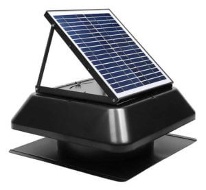 GBGS Solar Powered Attic Fan