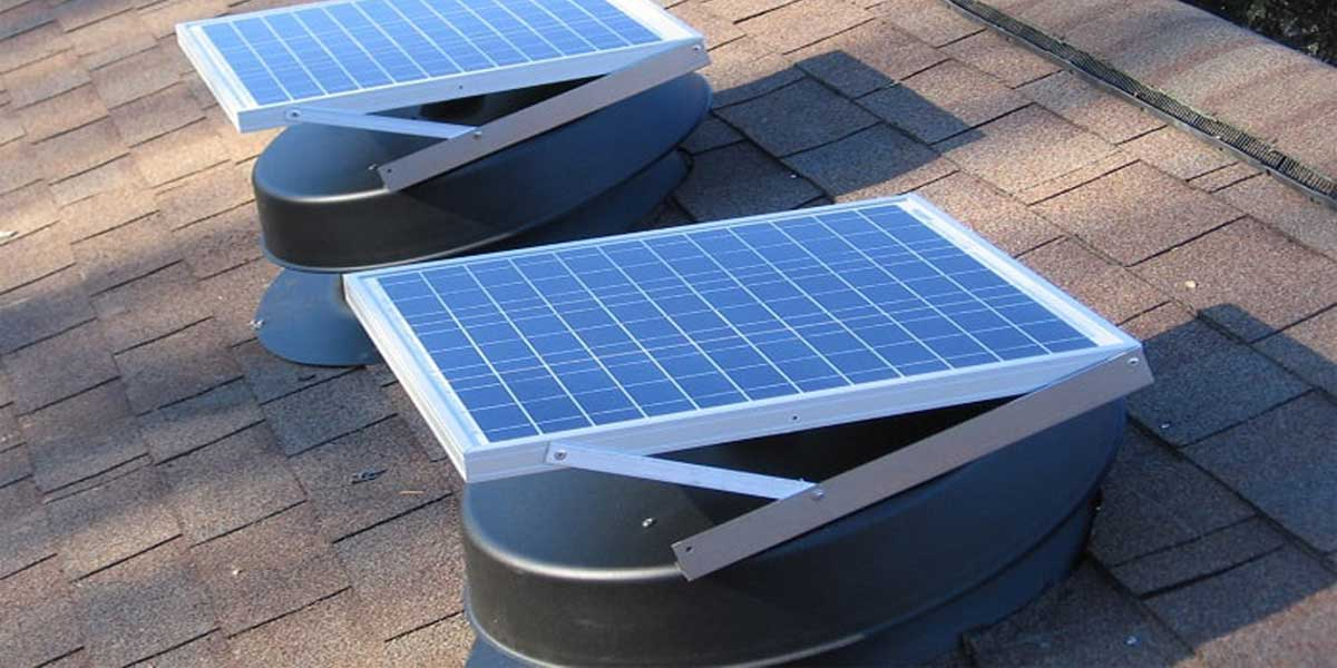 Solar Attic Exhaust Fans Buying Guide