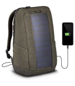 Sunnybag Iconic Solar Portable Backpack