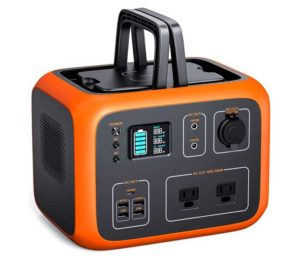 TACKLIFE 500Wh Portable Power Station