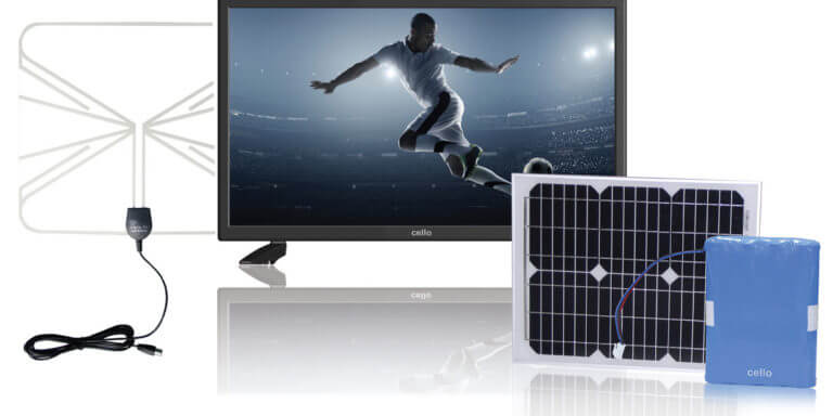 Complete Guide on Solar Powered Televisions