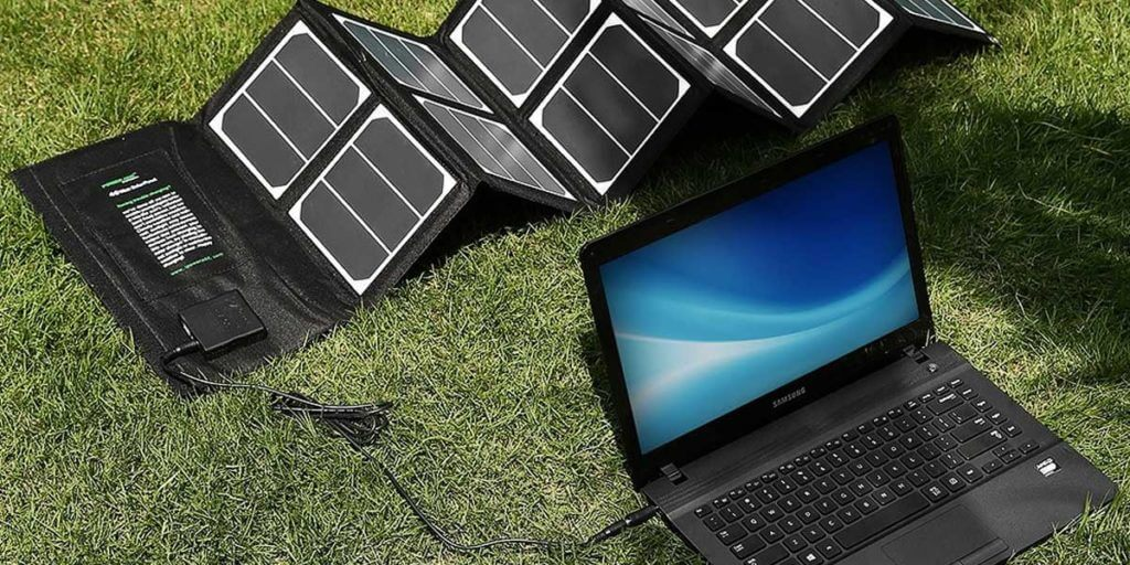 How Does A Solar-Laptop Charger Works