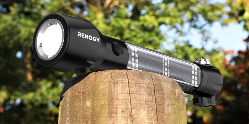 How To Choose The Right Solar Flashlight