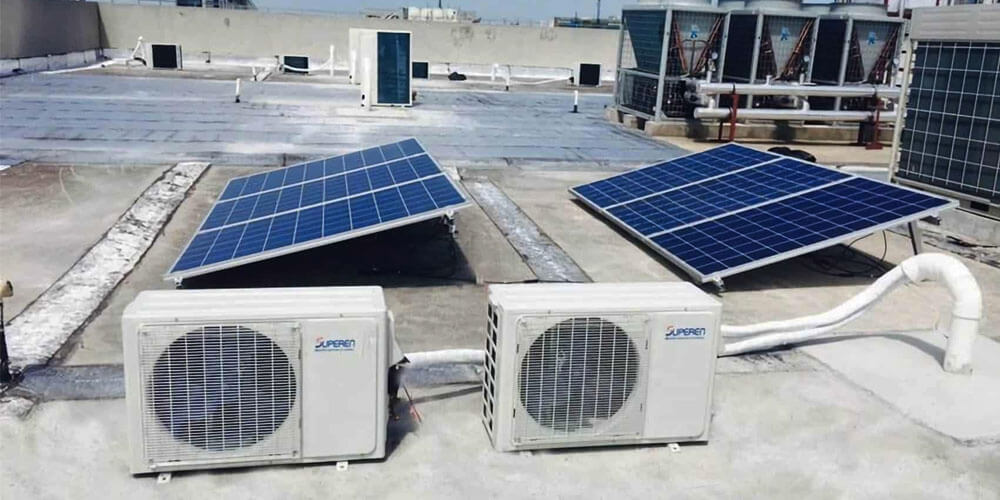 Can Solar Power Run Air Conditioners