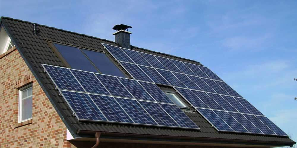 Shallow And Steep Roofs Affect The Output Of The Solar Panels
