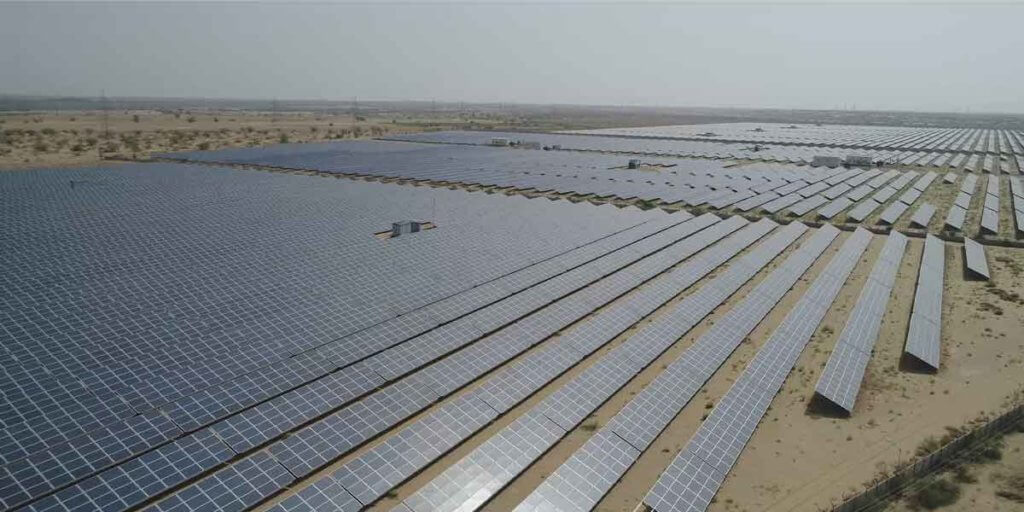 Largest Solar Farm In The World