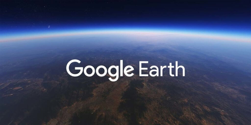 Finding True South Using Google Earth