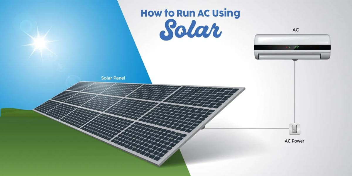 How Many Solar Panels Are Required To Run An Air Conditioner