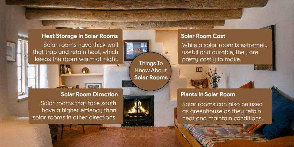 Things To Know About Solar Rooms